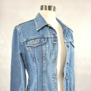 Women's Sundance Catalog Classic Denim Jacket